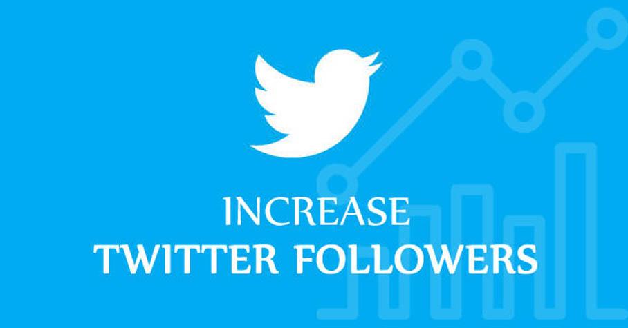 7 Best ways to increase twitter followers